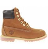 Timberland 6inch junior premium boots ( t/m 40) rust bruin