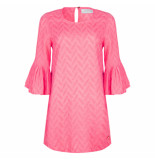 Delousion Dress bell roze