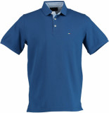 Portofino 9152prtf14.5/37 poloshirts met korte mouwen 95% katoen / 5% spandex blauw