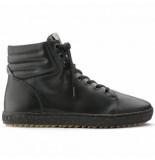 Birkenstock Sneaker bartlett ladies leather black zwart