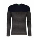 Blue Industry Pullover knitwear groen