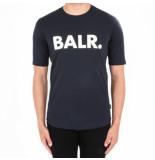 BALR. Brand t-shirt blauw