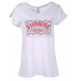 Zoso T-shirt 193sacha wit