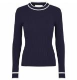JUST FEMALE Ebba knit blauw