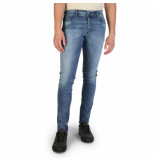 Diesel Sleenker slim-skinny jeans 084ql blauw