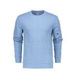 The GoodPeople Trui busted light blue blauw