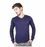 U.S. Polo Sweater blauw
