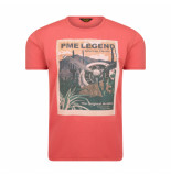 PME Legend Plane tee mineral rood