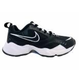 Nike Sneakers air heights zwart