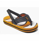 Reef Slipper boys little ahi orange fish oranje