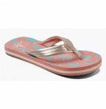 Reef Slipper girls kids ahi cactus-schoenmaat 35 36