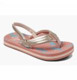 Reef Slipper girls little ahi cactus-schoenmaat 23 24