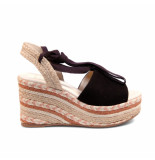 Toni Pons Pau-a sandalen zwart