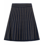 Nikkie Rok n7-576 kelis skirt blauw