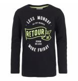 Retour Noud rjb-83-231 zwart