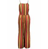 Noisy may Nmgaia sl cropped jumpsuit 4 27008649 kalamata/mix stripe groen