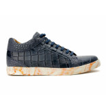 Melik Heren sneakers blauw