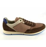 NZA Sneakers combi bruin
