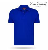 Pierre Cardin Heren polo donker blauw