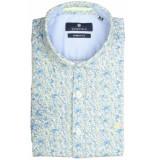 Basefield Korte mouw overhemd 219014334/602 blauw