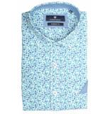 Basefield Korte mouw overhemd 219014352/603 groen