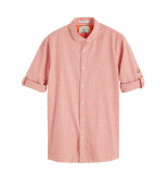 Scotch & Soda Overhemd 152158 rood