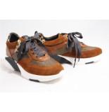 DL Sport 4513 sneakers cognac