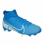 Nike Jr superfly 7 academy fg/mg at8120-414 blauw