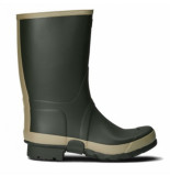 Hunter Regenlaars men gardener wellington boot dark olive clay groen