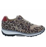 Xsensible Sneakers bruin