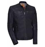 Goosecraft Jacket965 black zwart