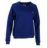 Another Label Sweatshirt c16-419201 tacherie blauw