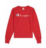 Champion Sweatshirt 112188 rood