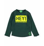 Funky XS T-shirt bss1 hey tee groen