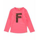 Funky XS Shirt fp f tee roze