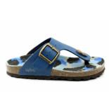 Kipling Kenzo 3 slipper blauw