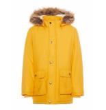 Name It Nkmmoa parka jacket pb okergeel