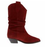 Jerome Dreyfuss Korte laarzen jocelyne rood