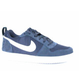 Nike Court borough low blauw