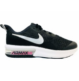 Nike Air max sequent 4 kids zwart