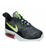 Nike Air max sequent 4 kids grijs