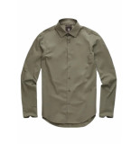 G-Star Core super slim shirt l/s groen