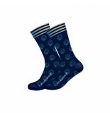 Muchachomalo Men 1-pack socks printed coral