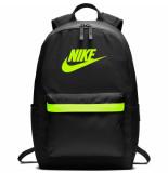 Nike Rugzak heritage backpack black