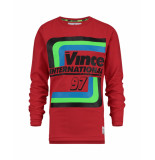 Vingino T-shirt jarman rood