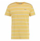 Kultivate ts surf stripe geel