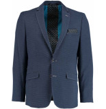 Born with Appetite Appetite granite jacket drop 8 183038gr96/240 blue blauw