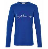 Cost:bart T-shirt 14394 blauw