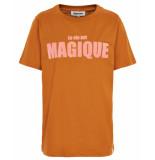 Cost:bart T-shirt 14357 oranje