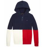 Tommy Hilfiger Sweatshirt kb0kb05289 blauw